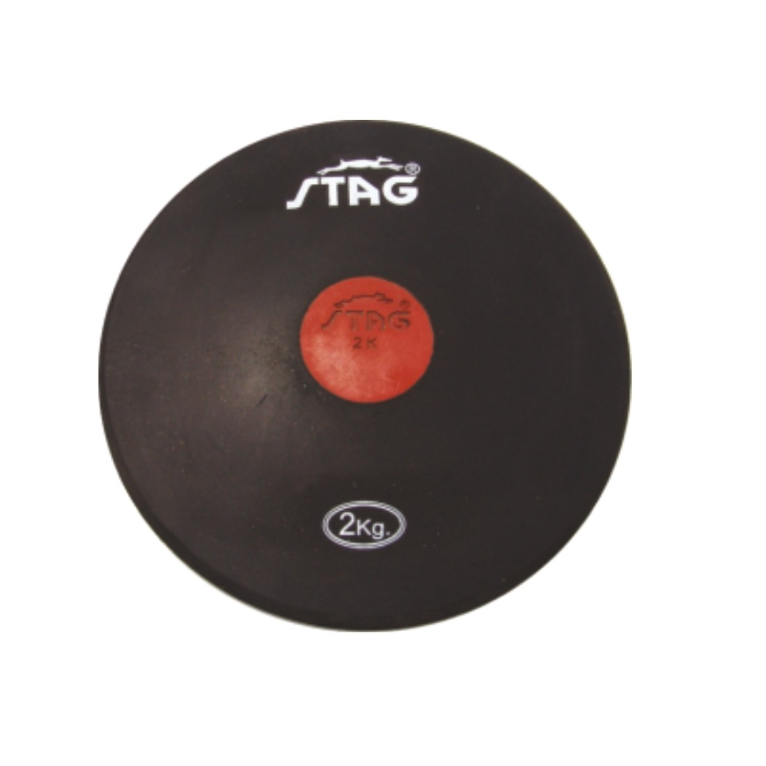 STAG DISCUS COLOURED SYNTHETIC RUBBER 0.5 KG