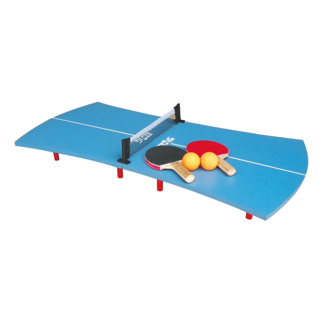 79171f87a Stag Super Mini Ping Pong Table Squeezed - Table Tennis Tables - Table  Tennis - Sport