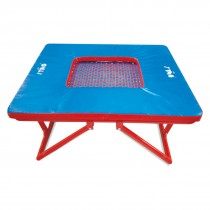 STAG TRAMPOLINE 1.20MTR X 1.20MTR ADJUSTABLE HEIGHT