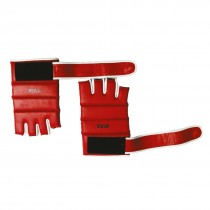 STAG KARATE GLOVES MOULDED RED