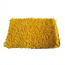 SYNTHETIC GRASS FOR MULTI SPORTS COURT (YELLOW) - (PER SQ.MTR.)