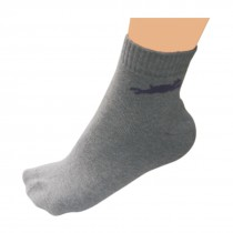 SOCKS (LIGHT GREY)