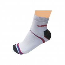 SOCKS (White/Black/Red/Blue)