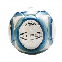 SOCCER BALL ELLIPSE PU HAND SEWN