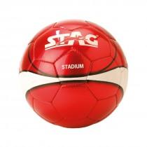 SOCCER BALL STADIUM SHINNY PVC HAND SEWN