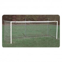 SOCCER GOAL POST ALUMINIUM AS FIFA STANDARD (100MM ROUND)