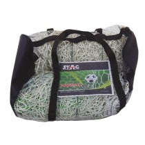 FOOTBALL NET SPECIAL WITH P.P. BRAIDED U.V. COATED THREAD 3MM