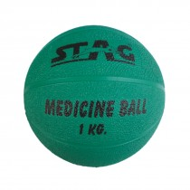 STAG MEDICINE BOUNCING GYM BALL RUBBER INFLATABLE 5KG