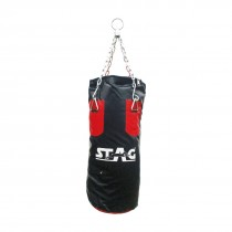 STAG BOXING PUNCHING BAG, HIGH QUALITY 1000 DENIER NON TEARING, 60CM