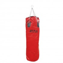 STAG BOXING PUNCHING BAG, HIGH QUALITY 1000 DENIER NON TEARING, 90CM