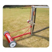 TENNIS POLE PORTABLE ALUMINIUM (DX) 90KG WEIGHT EACH SIDE