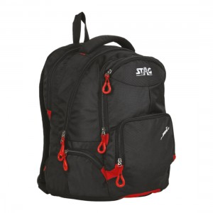 OUTLANDER (BLACK/RED)