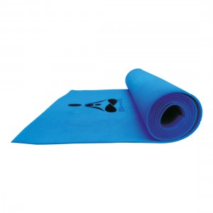 YOGA MANTRA BLUEMAT 6 mm with bag